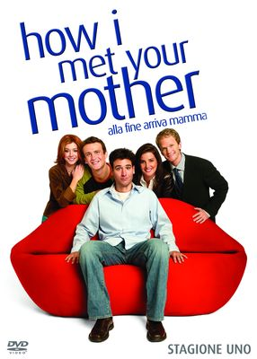 HOW I MET YOUR MOTHER - SEASON 1 (22 EP) (DVD)