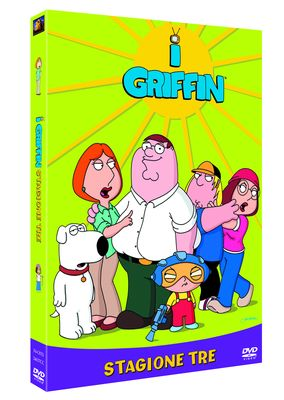 FAMILY GUY SEASON 3 (13 EP) (DVD)