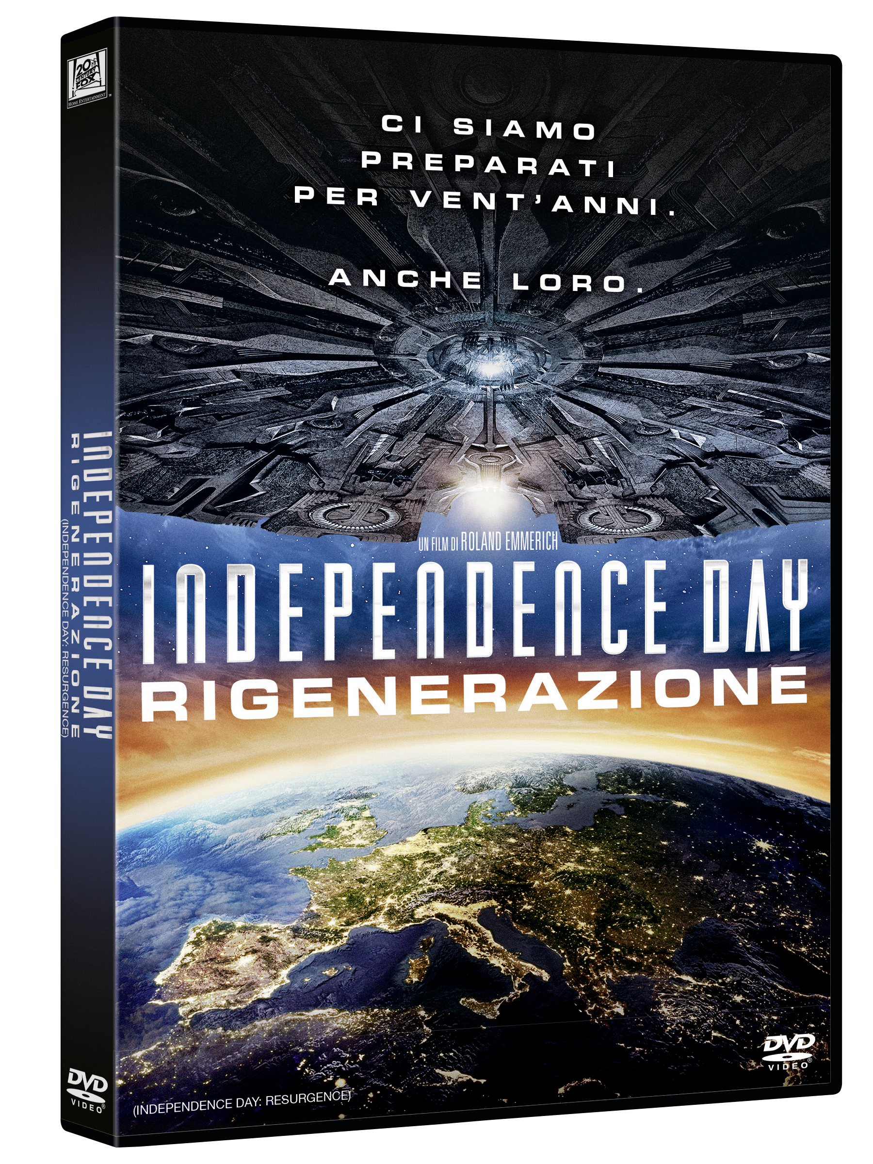 Independence Day: Rigenerazione - DVD