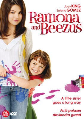 RAMONA AND BEEZUS DVD