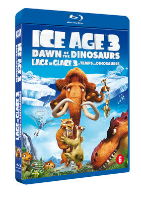 ICE AGE: DAWN OF THE DINOSAURS Blu-Ray