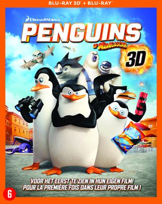 Penguins of Madagascar, The (Blu-ray)