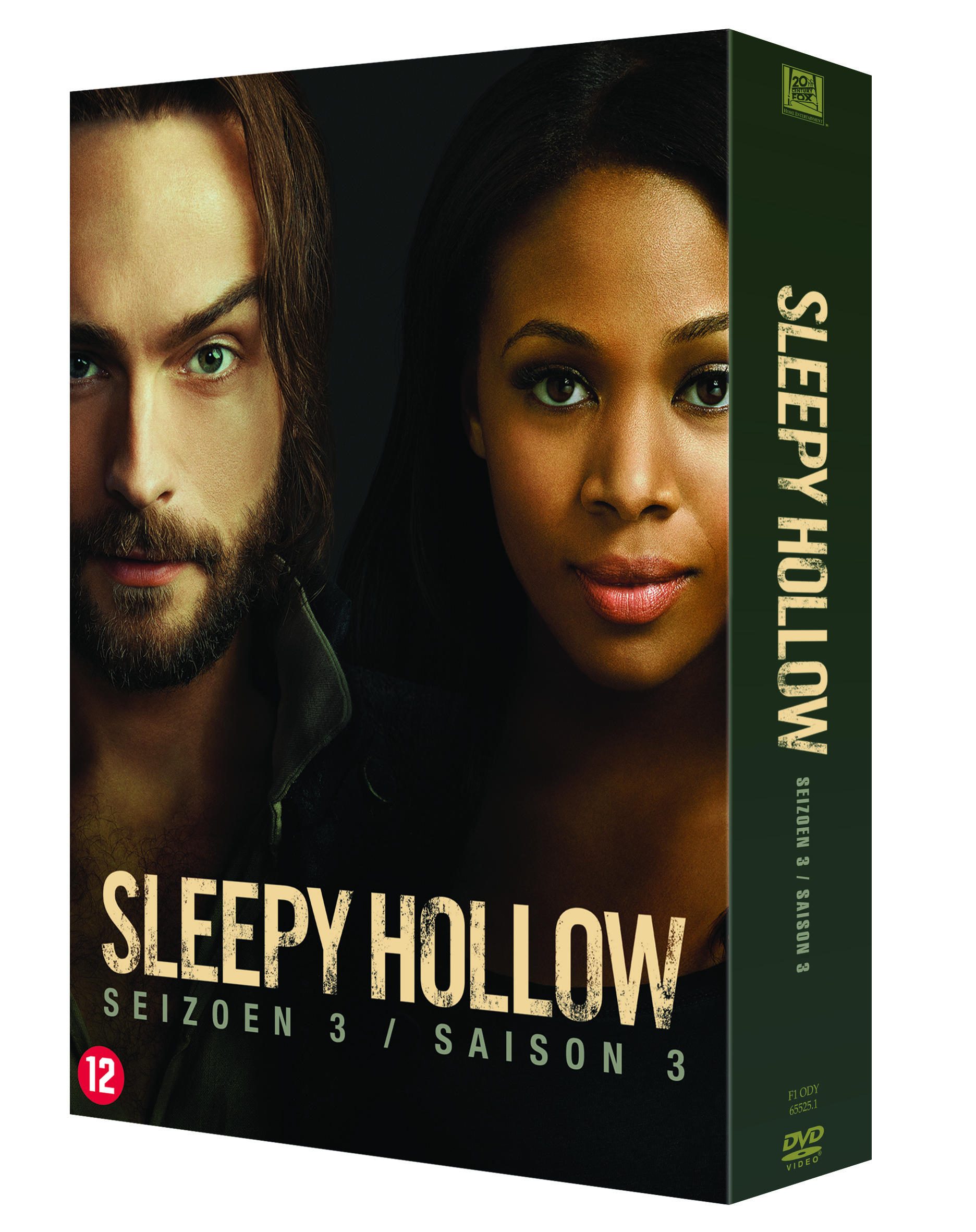 Sleepy Hollow Season 3 - DVD