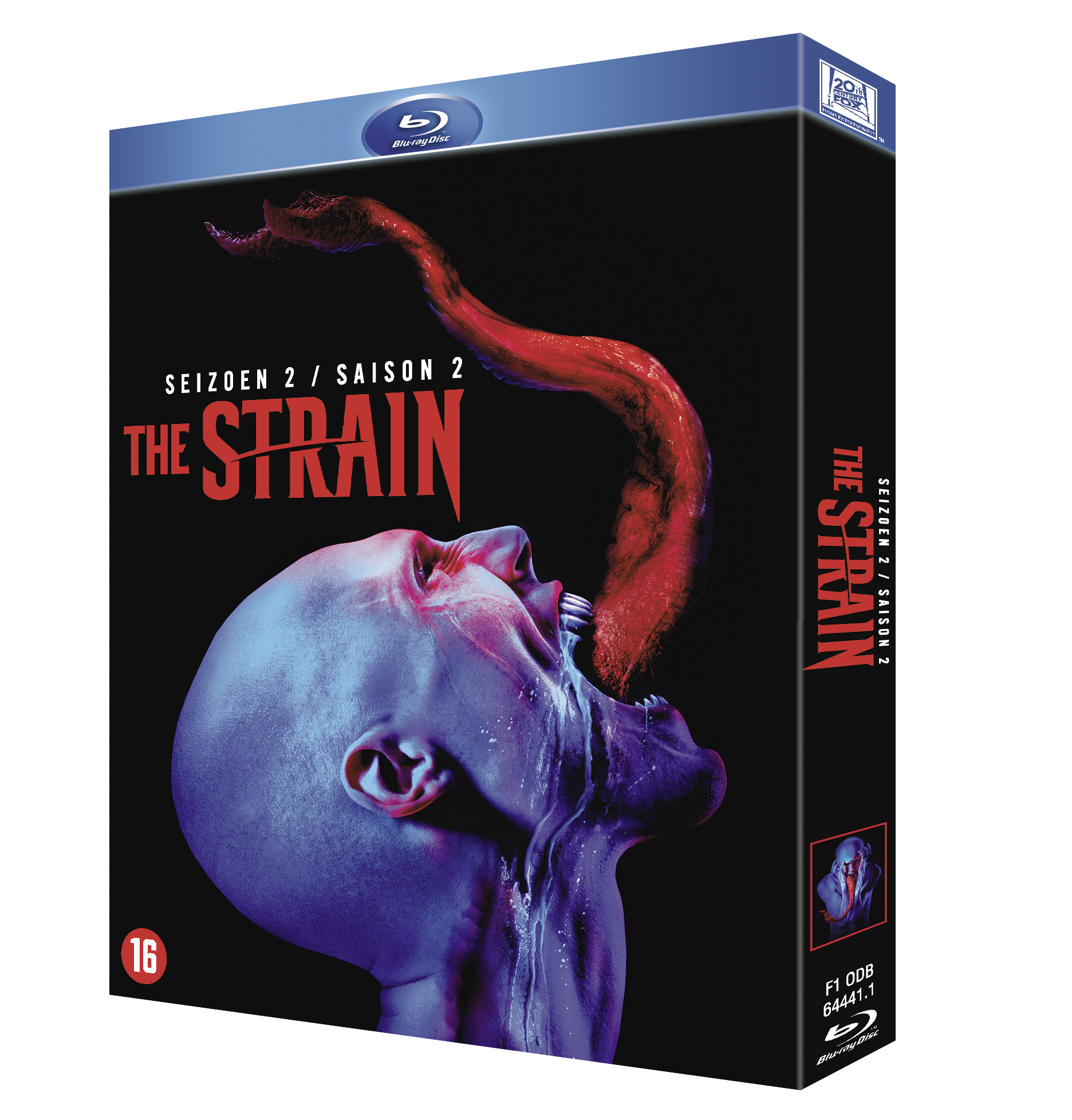 The Strain - Seizoen 2 - Blu-ray