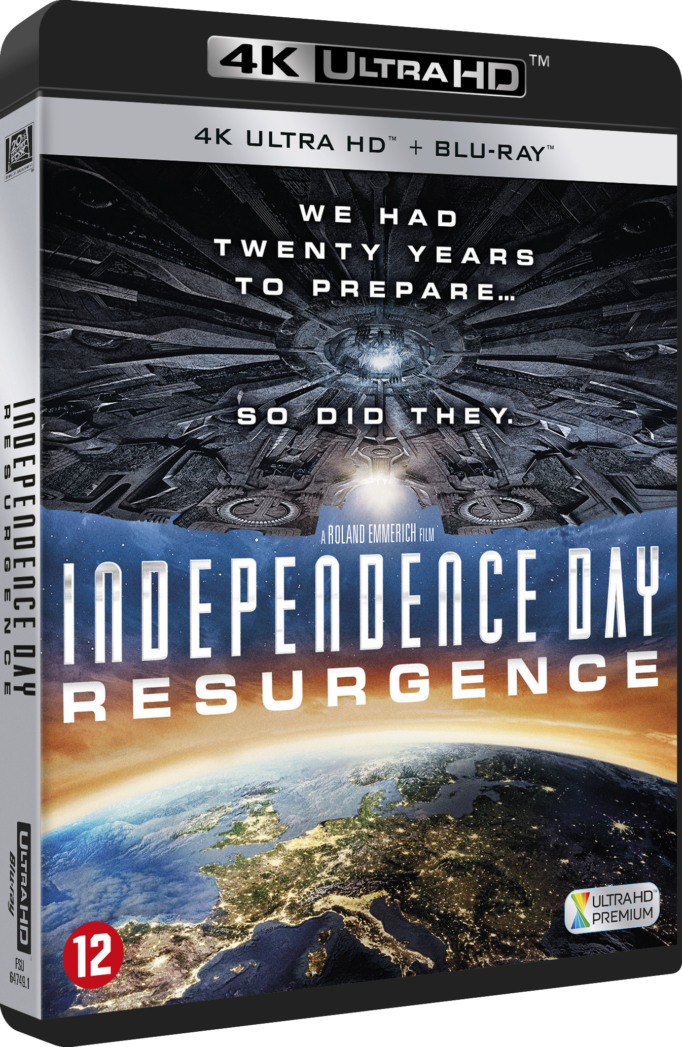 Independence Day: Resurgence Ultra HD