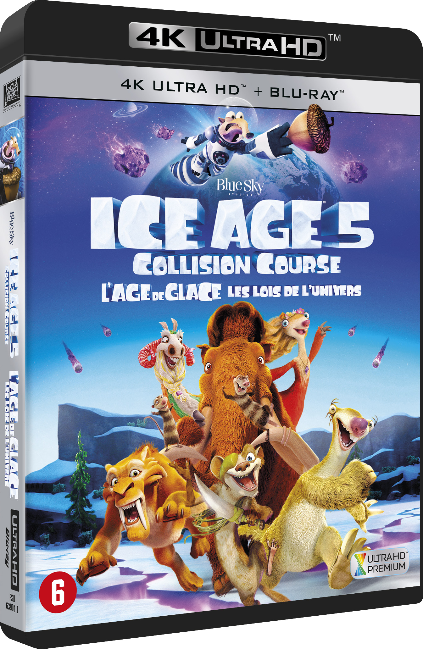 Ice Age 5: Collision Course - Ultra-HD