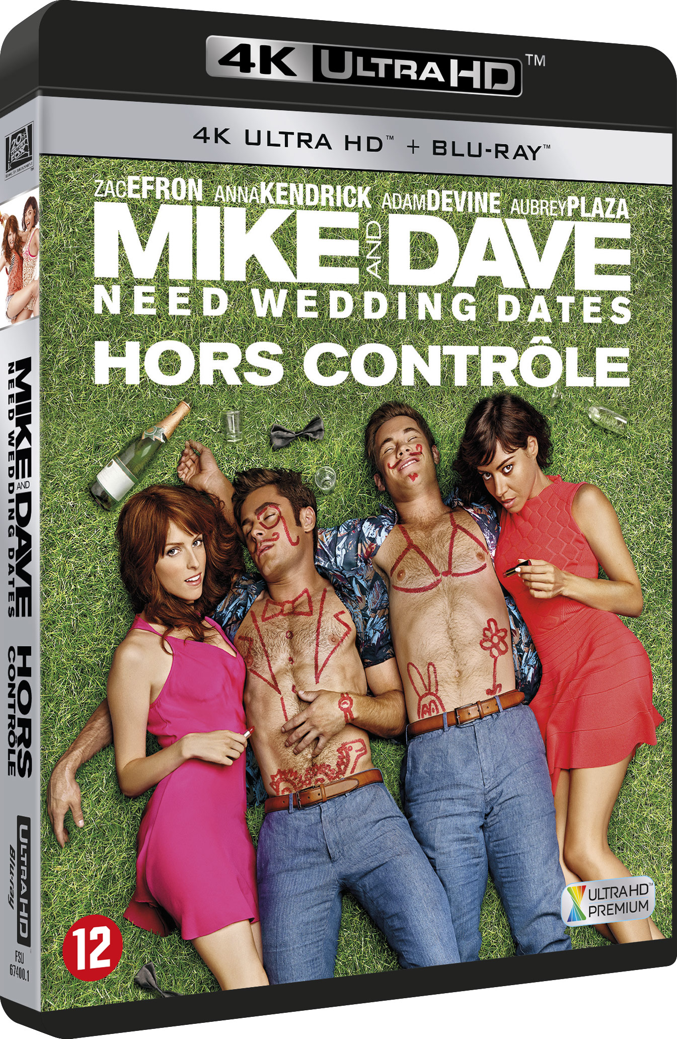 Mike and Dave Need Wedding Dates - Ultra HD