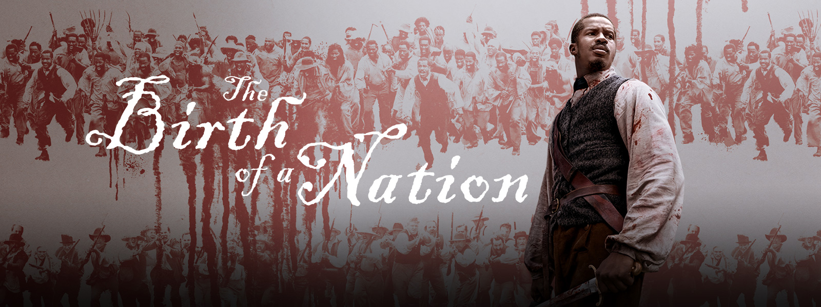 Birth of a Nation marquee titelpagina