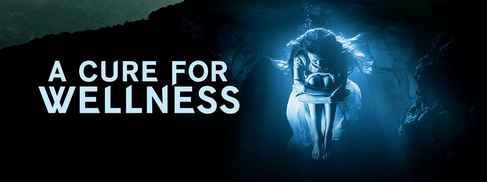 Cure for Wellness marquee titelpagina