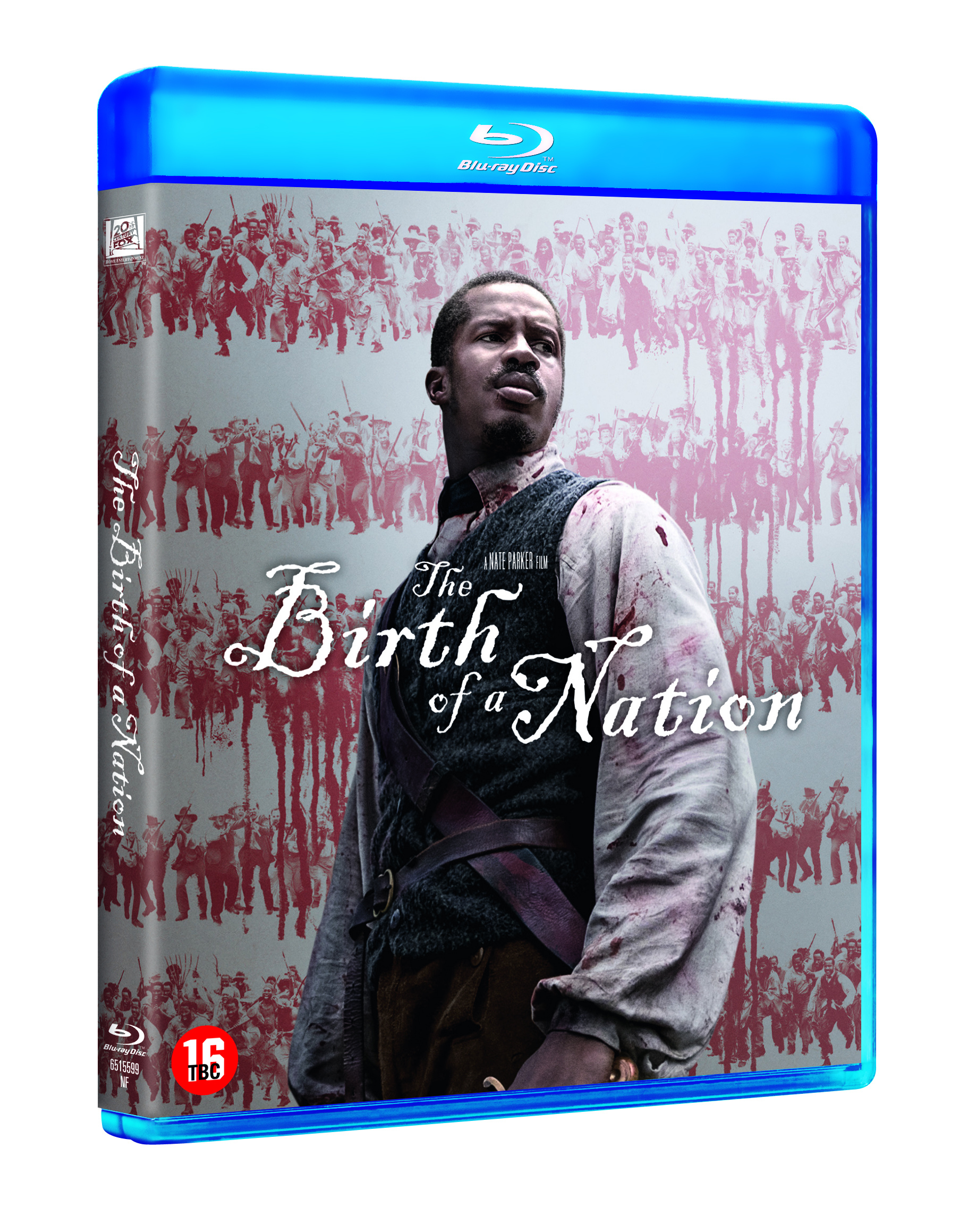 Birth of a Nation blu-ray
