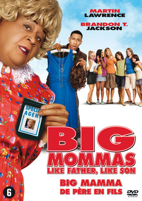 Big Momma: Like Father, Like Son (DVD)