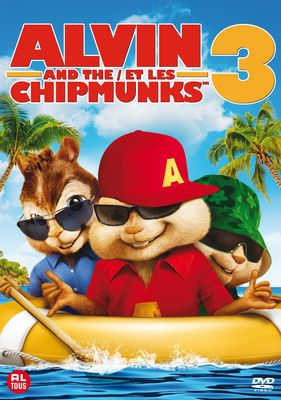 Alvin en de Chipmunks 3 (DVD)