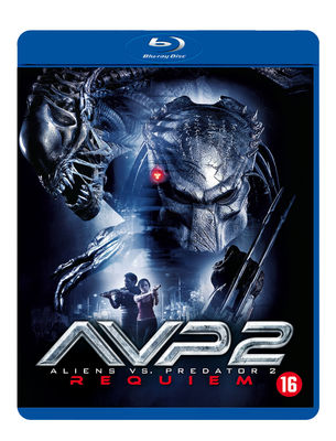Aliens vs. Predator 2: Requiem (Blu-ray)