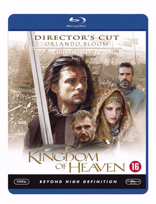 Kingdom of Heaven Director's Cut (Blu-ray)
