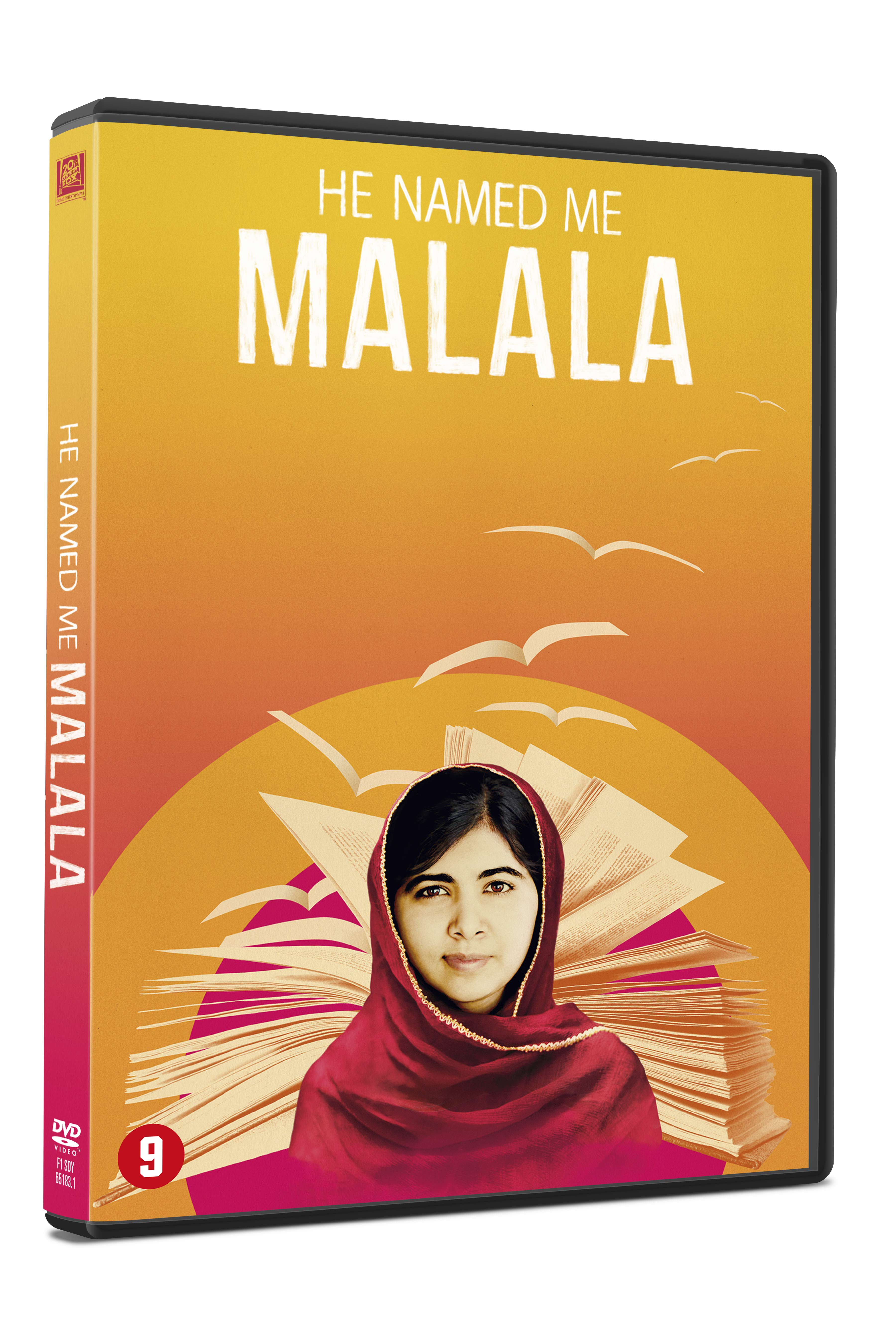 He Named Me Malala - Imported