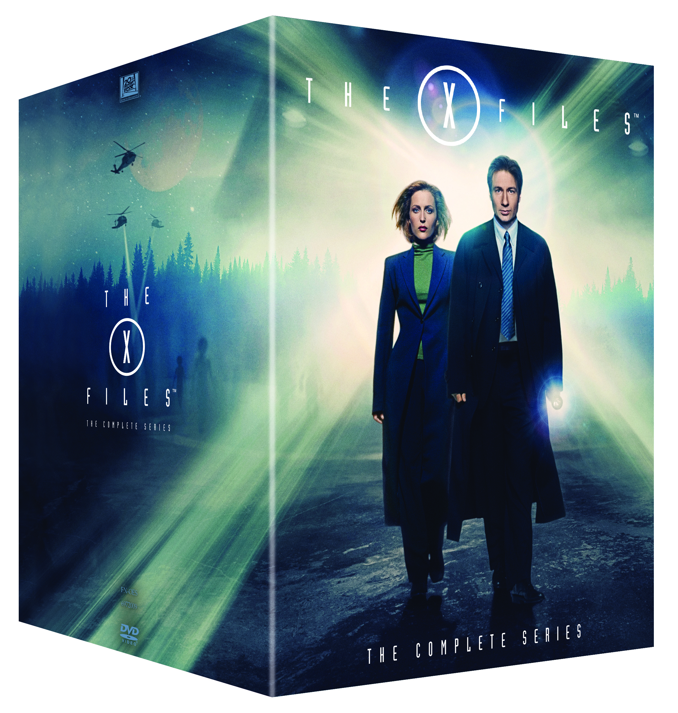 The X-Files - The complete collection - DVD