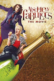 Absolutely Fabulous: The Movie - Digital HD