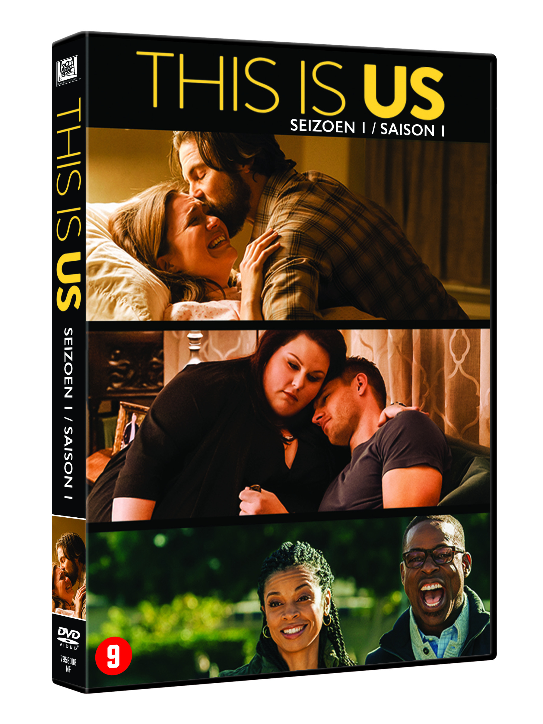 This Is Us - Seizoen 1 DVD