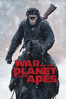 war for the planet of the apes key-art