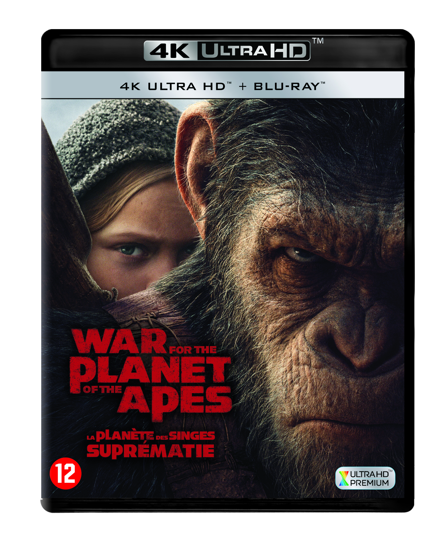 War for the Planet of the Apes UHD